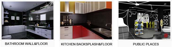 porcelain tile for kitchen bathroom - hb-660