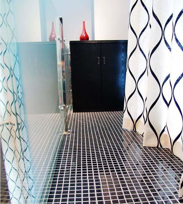 glazed porcelain floor tile - hb-660