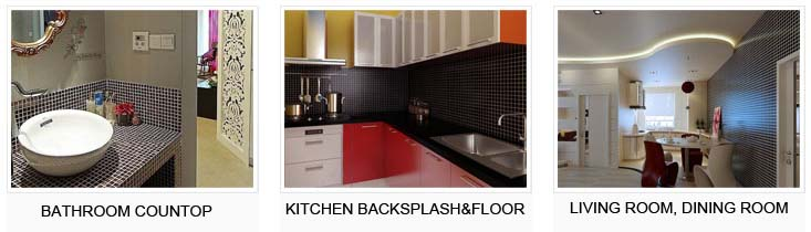 porcelain tile for kitchen backsplash bathroom wall - hb-009