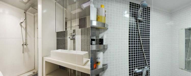 Awesome Mosaic Tile Walls Pictures Inspiration - The Best Bathroom ...