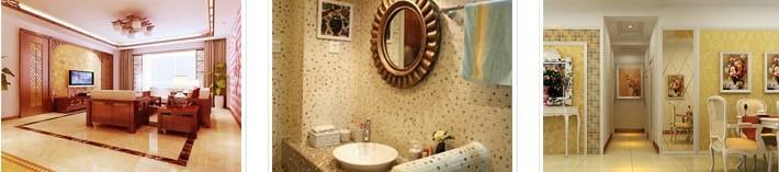 porcelain tile for washroom living-room - hb-m178