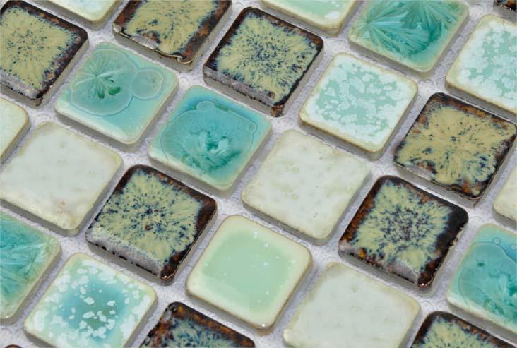 porcelain mosaic tile bathroom wall backsplash - tc-2507tm