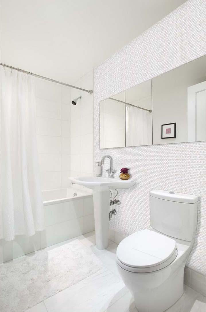 Tile Backsplash Bathroom Wall Sticker