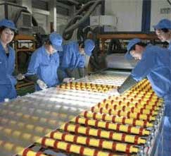 world-class manufacturing facility - quality control