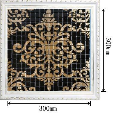 size of puzzle mosaic tile - doud007