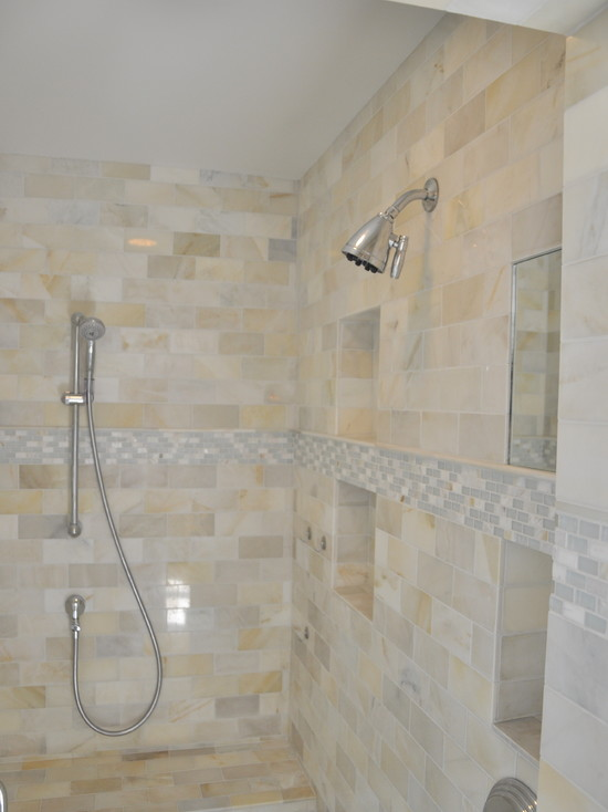 glass mosaic interlocking tile