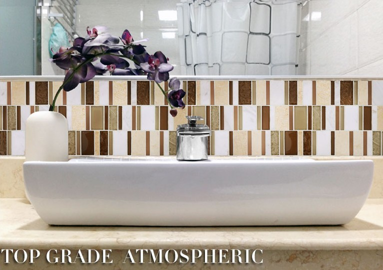 porcelain pebble tile