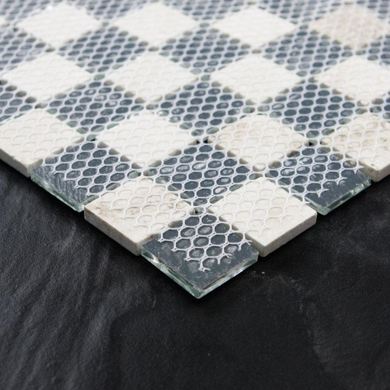 wall tile mosaics